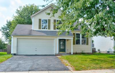 Reynoldsburg Single Family Home For Sale: 3323 Gurtis Drive