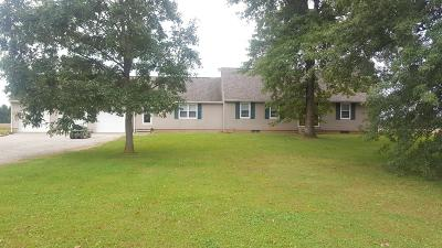 Marengo Single Family Home For Sale: 1483 Co Rd 219