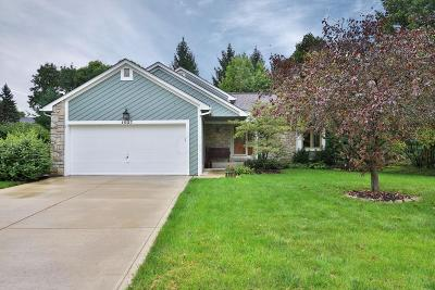 Westerville Single Family Home For Sale: 1027 Elcliff Drive