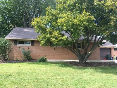 Groveport Single Family Home For Sale: 309 Tallman Street