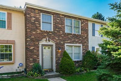 Dublin Single Family Home Contingent Finance And Inspect: 2963 Talbrock Circle
