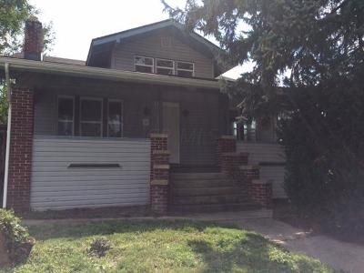 Columbus Single Family Home For Sale: 1245 E 20th Avenue