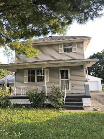 Columbus Single Family Home For Sale: 1698 Hopkins Avenue