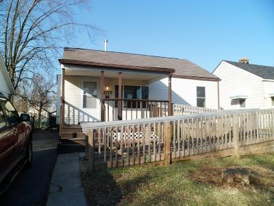 Columbus Single Family Home For Sale: 2777 Pontiac Street