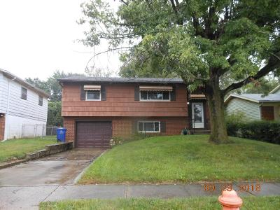 Columbus Single Family Home For Sale: 3386 Southfield Drive E