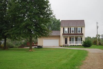 Marengo Single Family Home For Sale: 4770 Township Rd 232