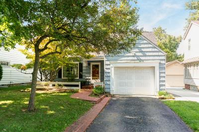 Columbus Single Family Home For Sale: 3635 Weston Place