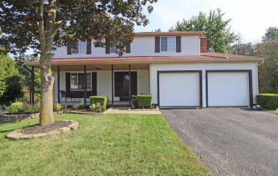 Galloway Single Family Home For Sale: 8848 Crestridge Court