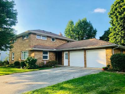 Hilliard Single Family Home For Sale: 5418 Richlanne Drive
