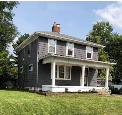 Columbus OH Single Family Home For Sale: $98,000