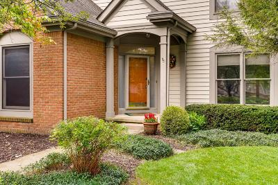 Dublin OH Single Family Home For Sale: $439,900
