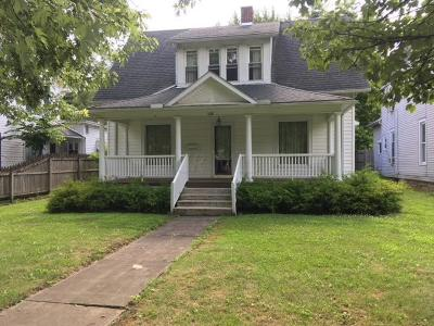 Union County Single Family Home Contingent Finance And Inspect: 138 S Franklin Street