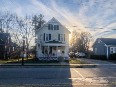 Single Family Home For Sale: 279 W Waterloo Street