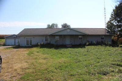 Amanda Single Family Home Contingent Finance And Inspect: 6460 Chillicothe Lancaster Road SW #R