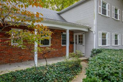 Columbus Single Family Home For Sale: 4520 Langport Road