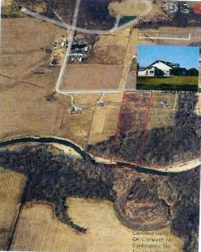 Utica Residential Lots & Land For Sale: Ginger Hill Road