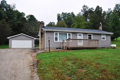 Saint Louisville Single Family Home Contingent Finance And Inspect: 9193 Purity Road NE