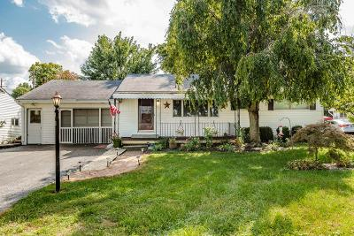 Delaware Single Family Home Contingent Finance And Inspect: 313 Pennsylvania Avenue