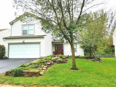 Canal Winchester Single Family Home For Sale: 5831 Abraham Drive