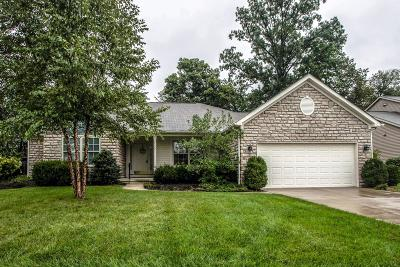 Reynoldsburg Single Family Home Contingent Finance And Inspect: 2122 Wagontrail Drive