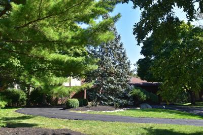 Upper Arlington Single Family Home For Sale: 4300 Reed Road