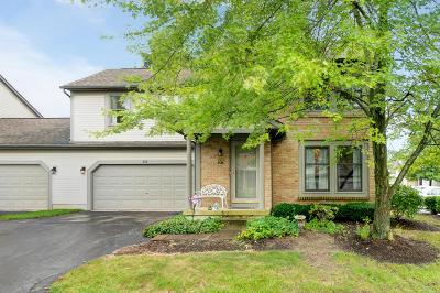 Gahanna Condo Contingent Finance And Inspect: 955 Pinewood Lane #4-3