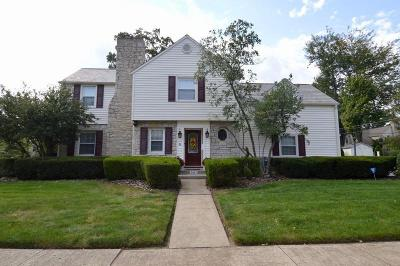 Columbus Single Family Home For Sale: 2421 Andover Road