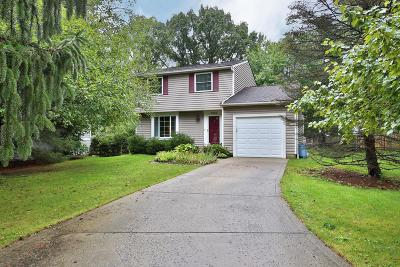 Columbus Single Family Home Contingent Finance And Inspect: 7325 Schoolcraft Lane