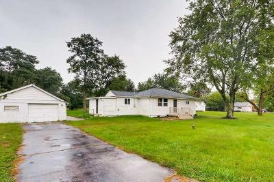 Etna OH Single Family Home For Sale: $120,000