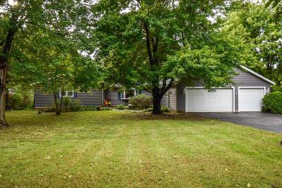 Baltimore Single Family Home For Sale: 6887 Thoreau Lane NE