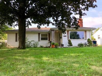 Hilliard Single Family Home For Sale: 5145 Scioto Darby Road