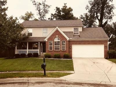 Reynoldsburg Single Family Home For Sale: 2142 Wagontrail Drive