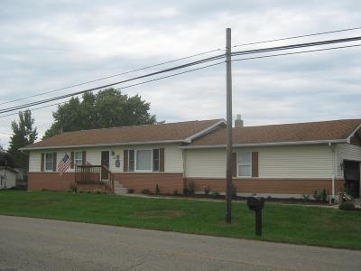 Millersport Single Family Home For Sale: 2880 Chautauqua Boulevard #VD