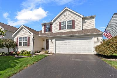 Blacklick Single Family Home Contingent Finance And Inspect: 7628 Dover Ridge Drive