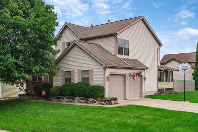 Pickerington Single Family Home Contingent Finance And Inspect: 3224 Southern Hills Drive