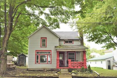 Croton Single Family Home Contingent Finance And Inspect: 77 S Main Street