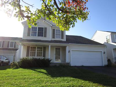 Blacklick Single Family Home Contingent Finance And Inspect: 769 Grayfeather Drive