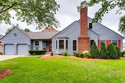 Westerville Single Family Home For Sale: 1266 Cobblestone Avenue