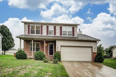 Canal Winchester Single Family Home Contingent Finance And Inspect: 185 Jones Place