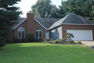 Pickerington Single Family Home For Sale: 9175 Hill Road S