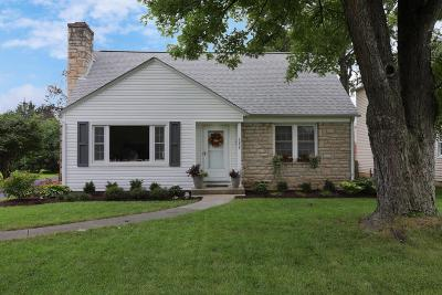 Upper Arlington Single Family Home Contingent Finance And Inspect: 2009 Zollinger Road