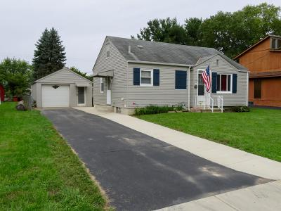 Groveport Single Family Home Contingent Finance And Inspect: 345 Kessler Street