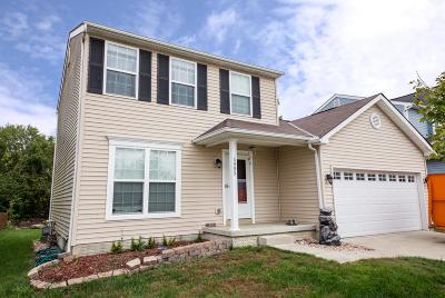 Blacklick Single Family Home Contingent Finance And Inspect: 6990 Shady Rock Lane