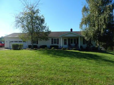 Johnstown Single Family Home Contingent Finance And Inspect: 8047 Sportsman Club Road NW