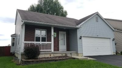 Blacklick Single Family Home Contingent Finance And Inspect: 434 Hannifin Drive