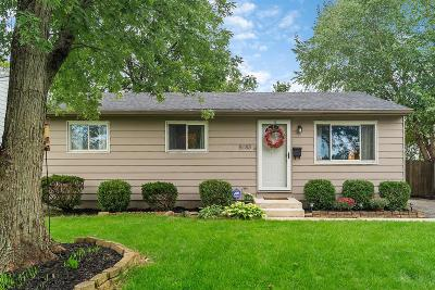 Westerville Single Family Home Contingent Finance And Inspect: 6083 Bolamo Court