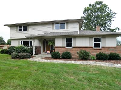 Pickerington Single Family Home Contingent Finance And Inspect: 13415 Hardwick Court