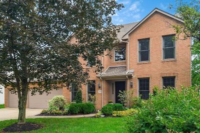 Westerville Single Family Home For Sale: 258 Belle Haven Parkway