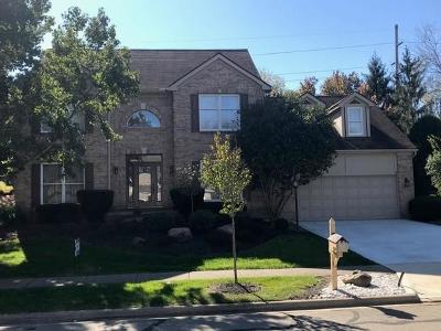 Single Family Home For Sale: 4514 Dunleary Drive