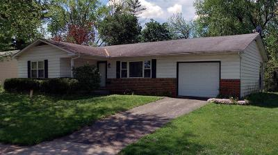 Westerville Single Family Home For Sale: 5445 Acapulco Place
